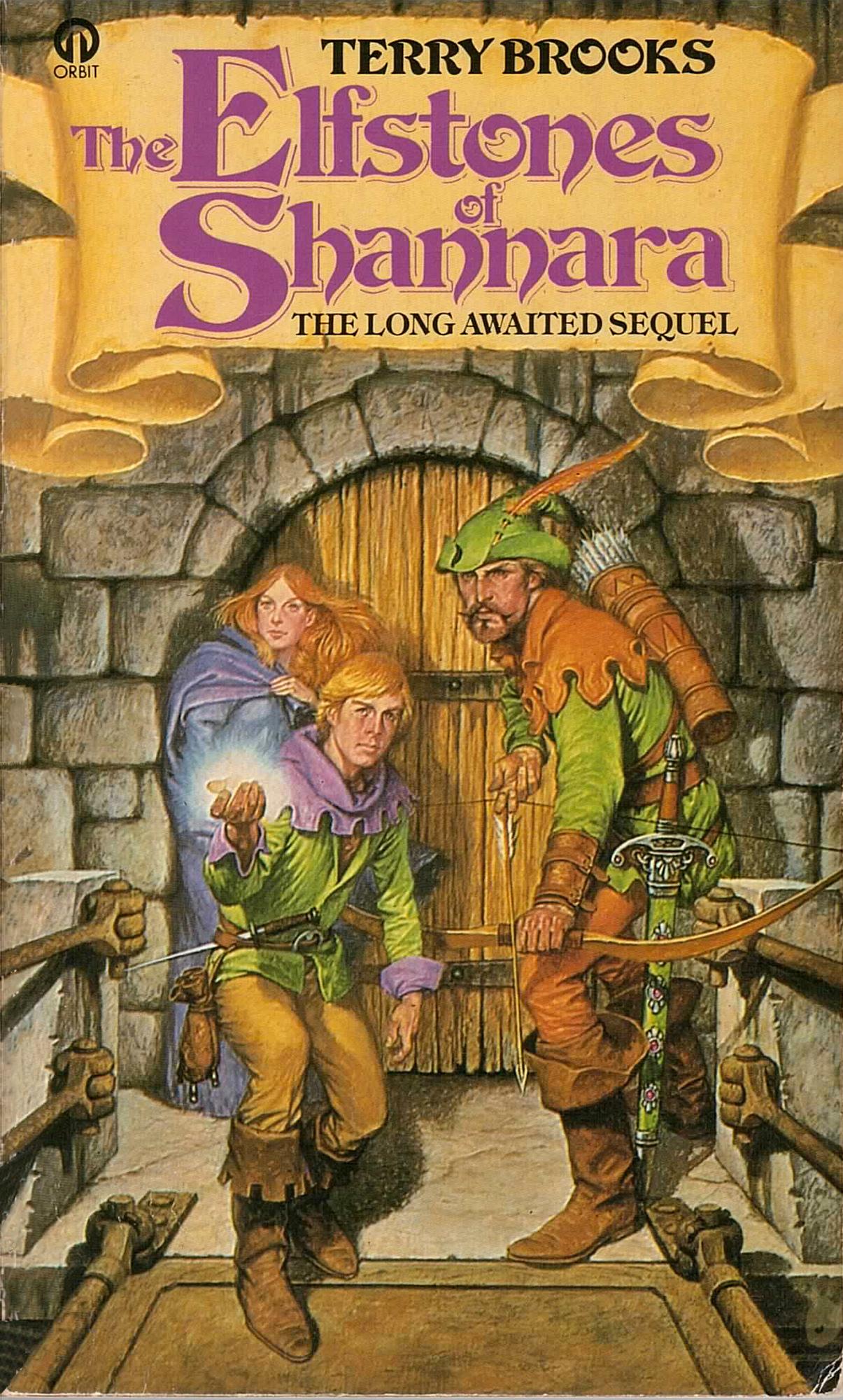 The Elf Queen of Shannara (Heritage of Shannara, Book 3)
