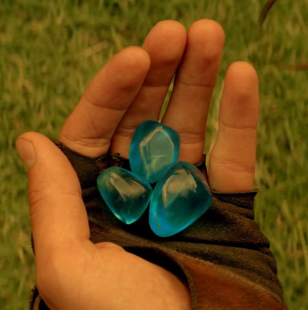 Blue Elfstones