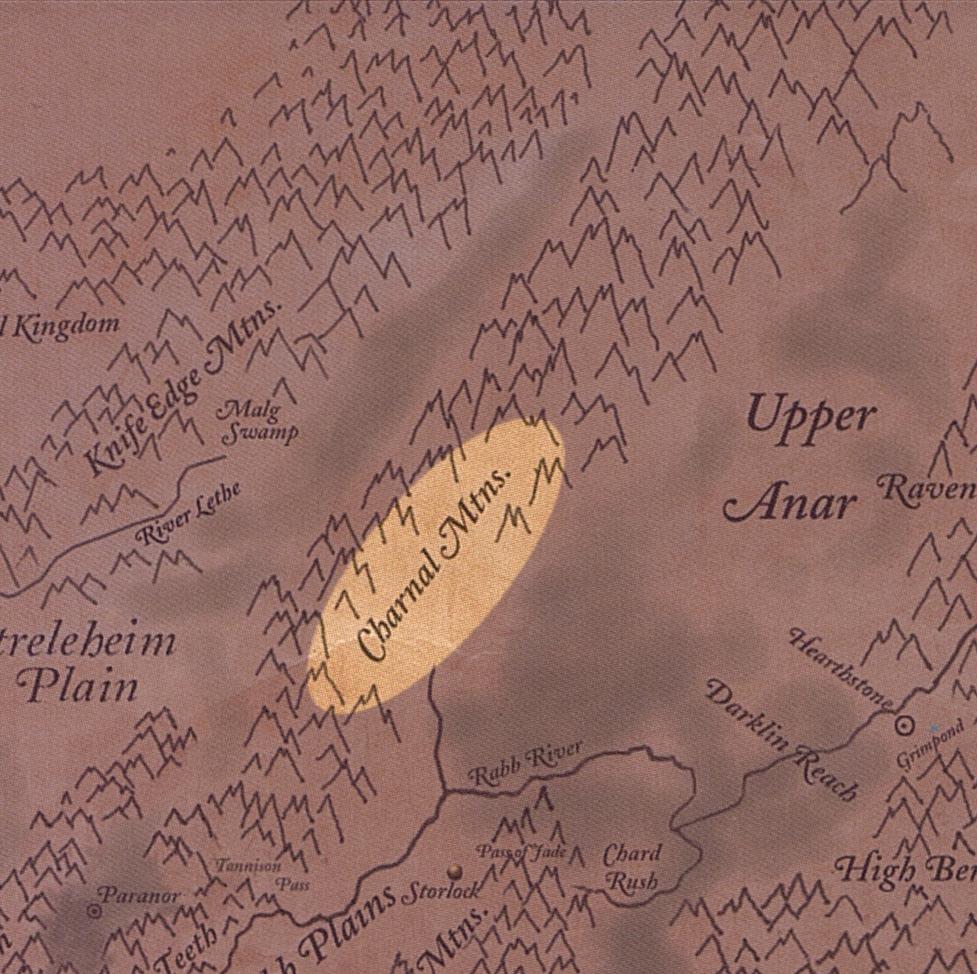 Charnal Mountains
