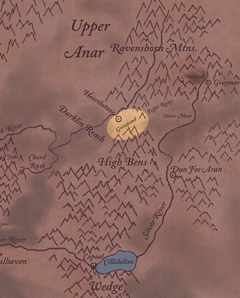 Residence of the Grimpond