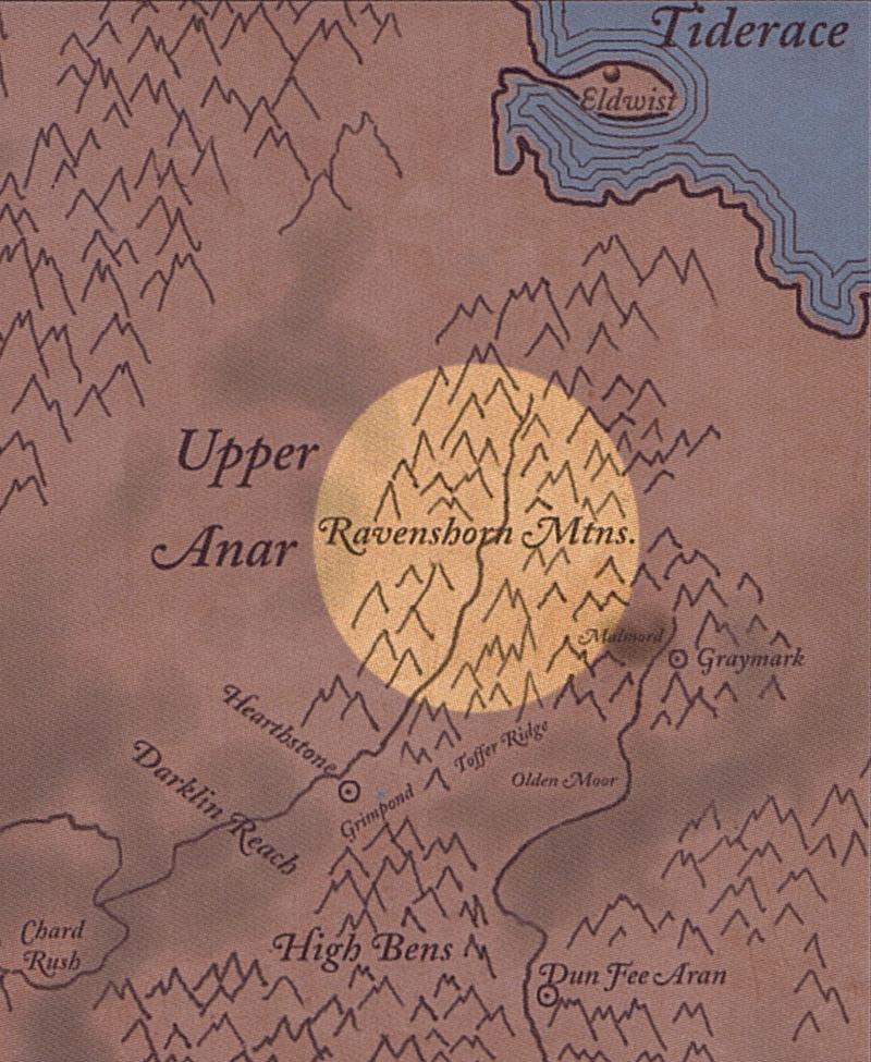 Ravenshorn Mountains