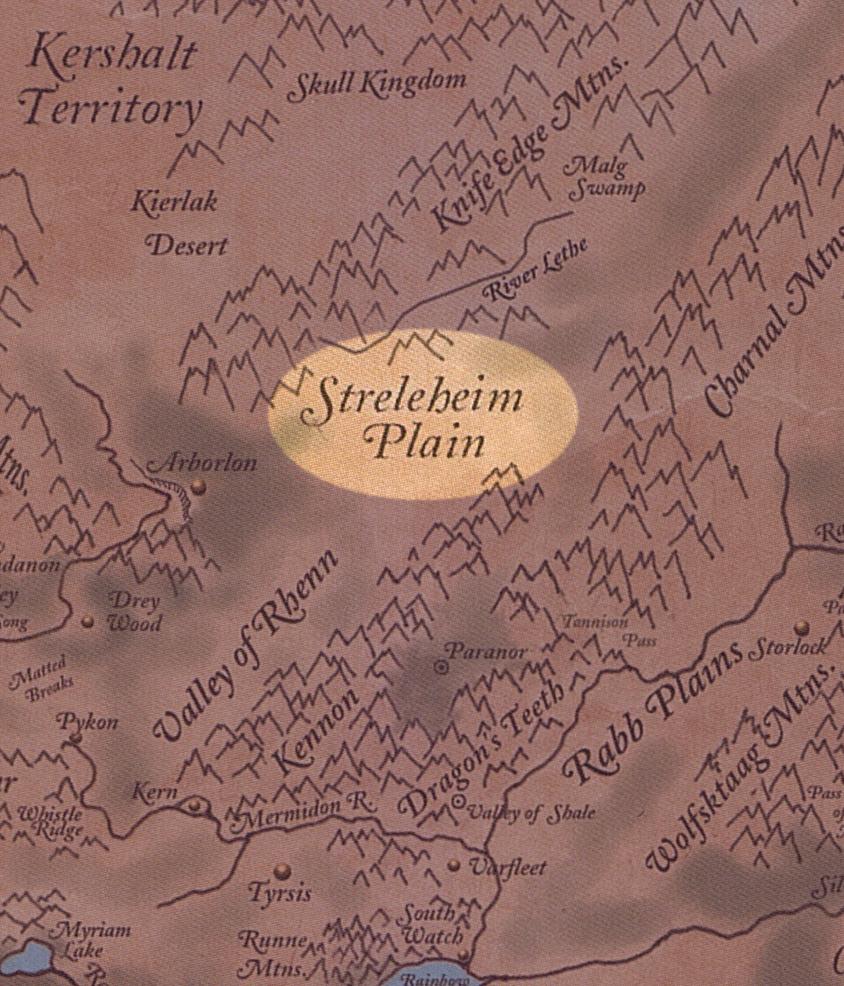 Streleheim Plains